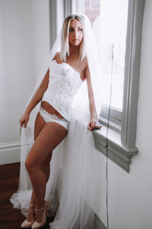 cb4b0574f Laura - Bridal Corset - Rachel Elizabeth Bridal and Prom