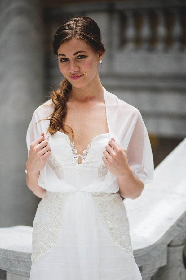 Traditional Wedding Gown - Delany - Rachel Elizabeth Desinger Bridal ...