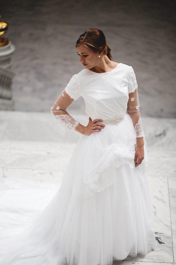 Tulle Princess - Addilyn - Rachel Elizabeth Desinger Bridal Gowns
