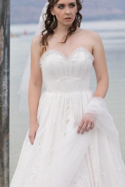 Boho Bridal Gowns - Nerissa - Rachel Elizabeth Desinger Bridal Gowns